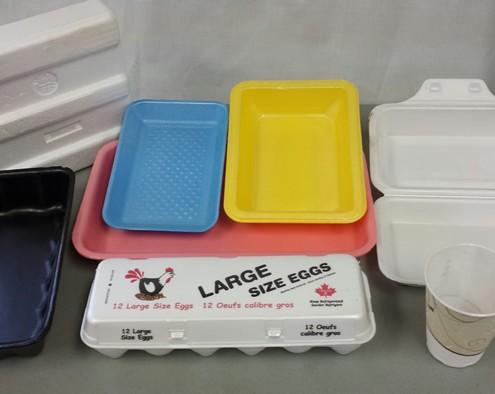 Styrofoam (EPS Foam)